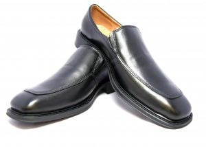 Gents Formal Slipons with Apron