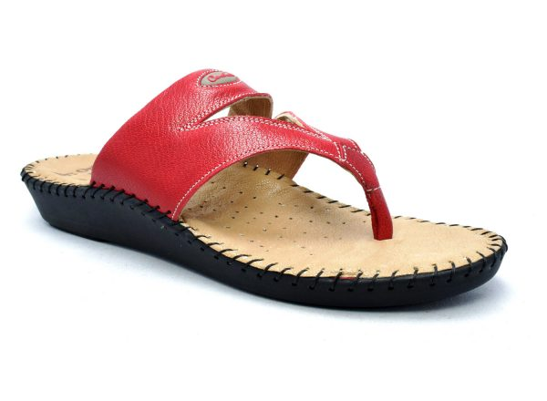 Painfree Sandals With Toeloop