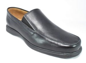 Formal Slipon with front Apron