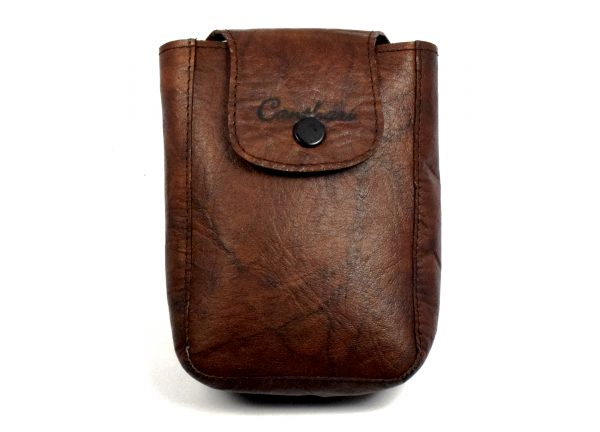 LEATHER POUCH FOR CHARGER